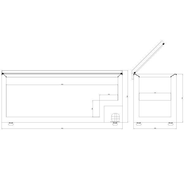 CF650WH 3 1 Catering Equipment