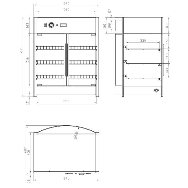 CTH137 2 Catering Equipment