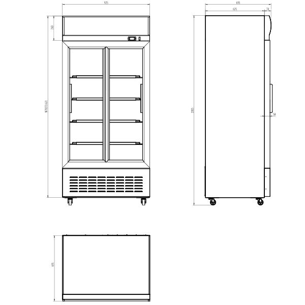 GD630SL 4 Catering Equipment