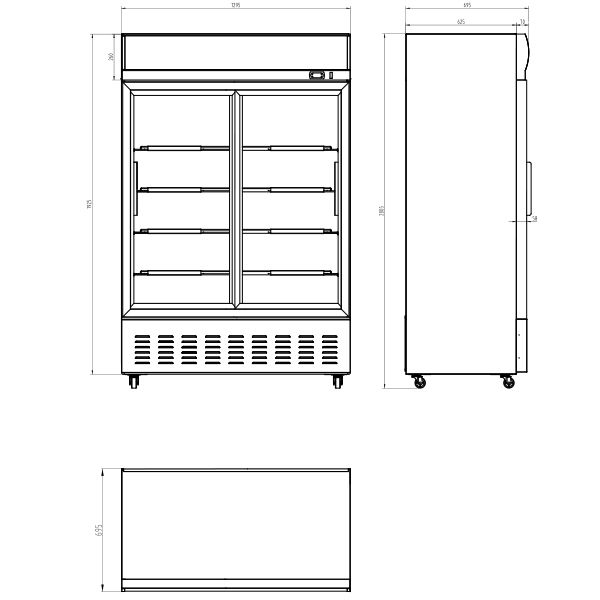 GD900SL 4 Catering Equipment