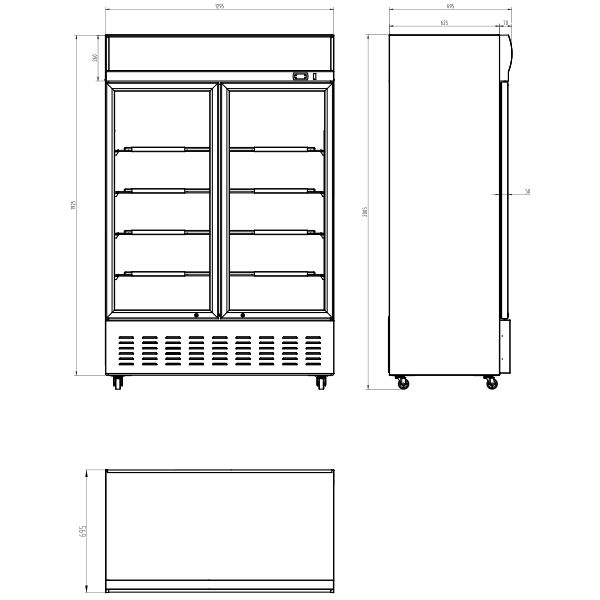 GD900 3 Catering Equipment