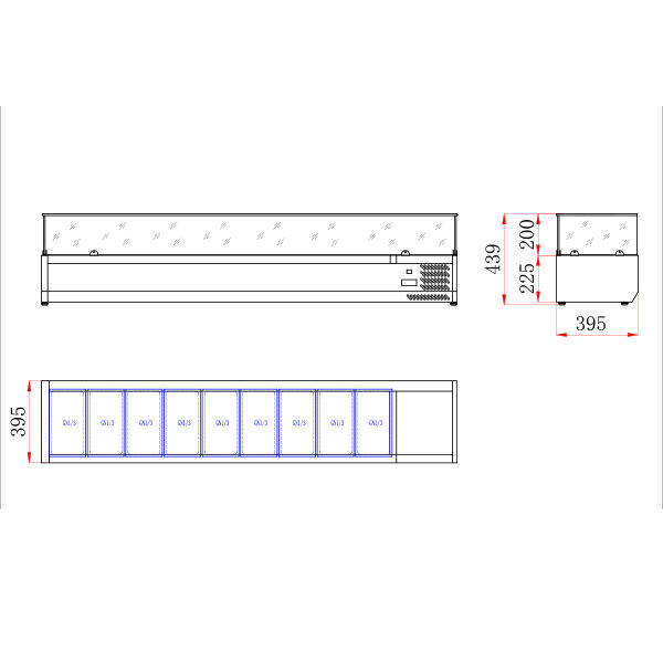 TOP2000CR 2 Catering Equipment