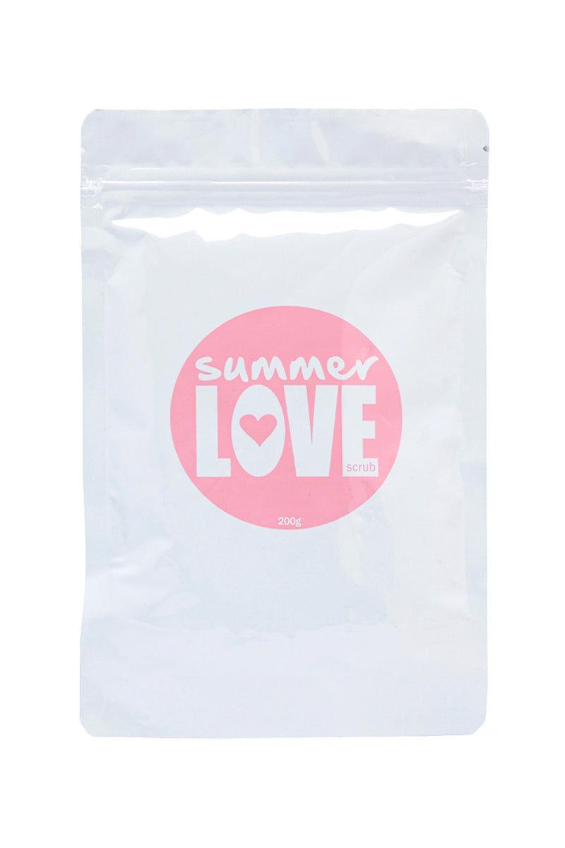 SUMMER LOVE SCRUB Coffee Scrub Beauty | Coffee Scrub
