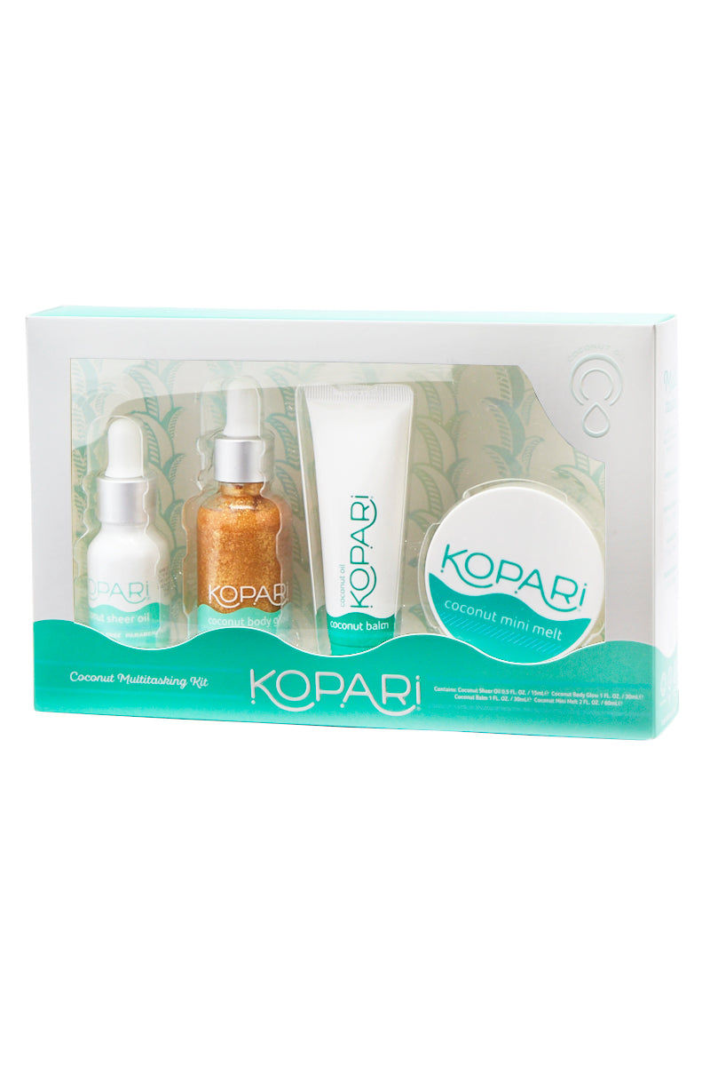 KOPARI BEAUTY Coconut Your Everything Kit Beauty | Coconut Your Everything Kit
