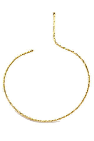BRENDA GRANDS JEWELRY Aspen Necklace Jewelry | Gold| Brenda Grands Aspen Necklace