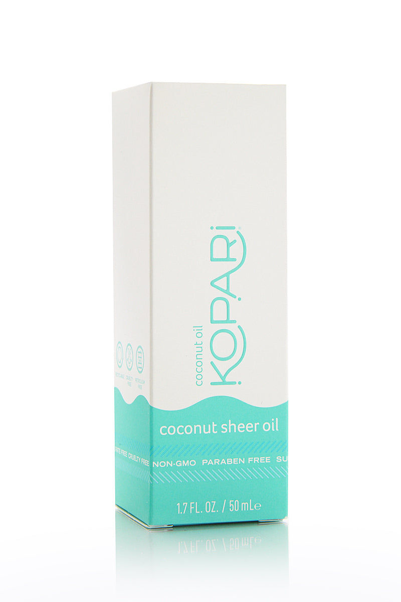 KOPARI BEAUTY Coconut Sheer Oil Beauty | Coconut Sheer Oil