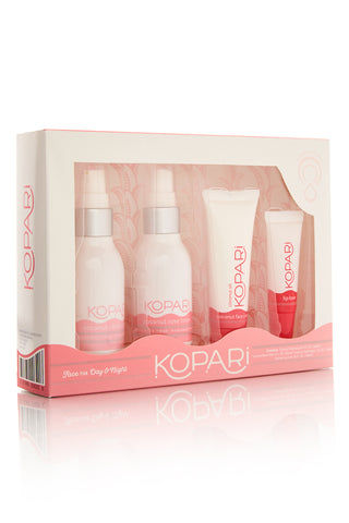 KOPARI BEAUTY Face the Day & Night Kit Beauty | Face the Day & Night Kit