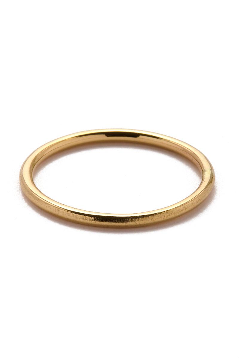 PARADIGM DESIGN Gold Saros Stack Ring Jewelry | Gold|Gold Saros Stack Ring