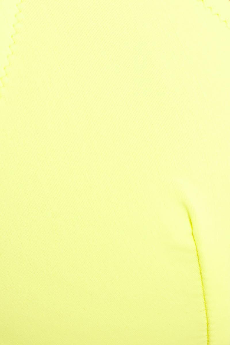 SOLID & STRIPED The Lily Double Strap Bikini Bottom - Solid Yellow Bikini Bottom | Yellow|The Lily Double Strap Bikini Bottom