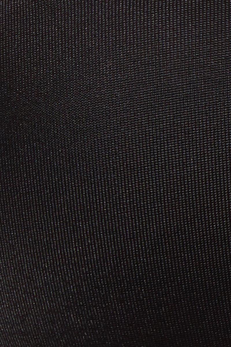 NORMA KAMALI Stud Strapless Bandeau Bikini Top - Black Bikini Top | Stud Strapless Bandeau Bikini Top - Black