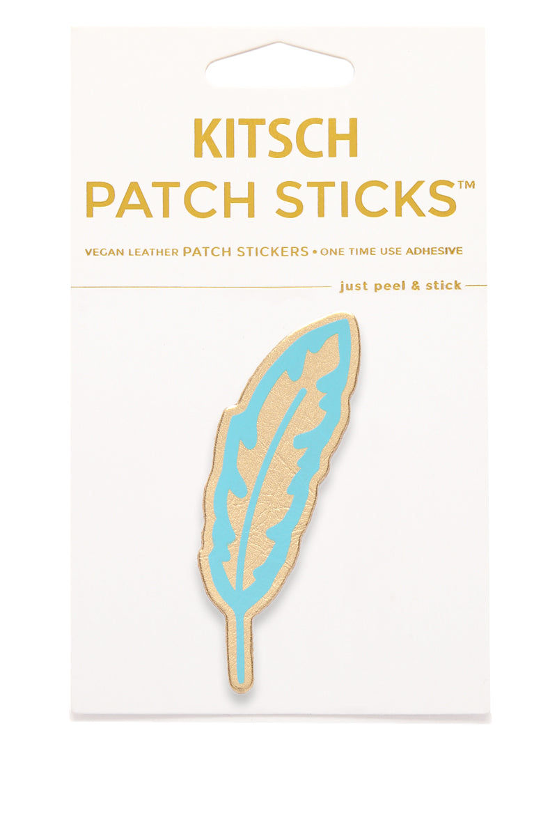 KITSCH Feather Patch Stick Accessories | Feather Patch Stick