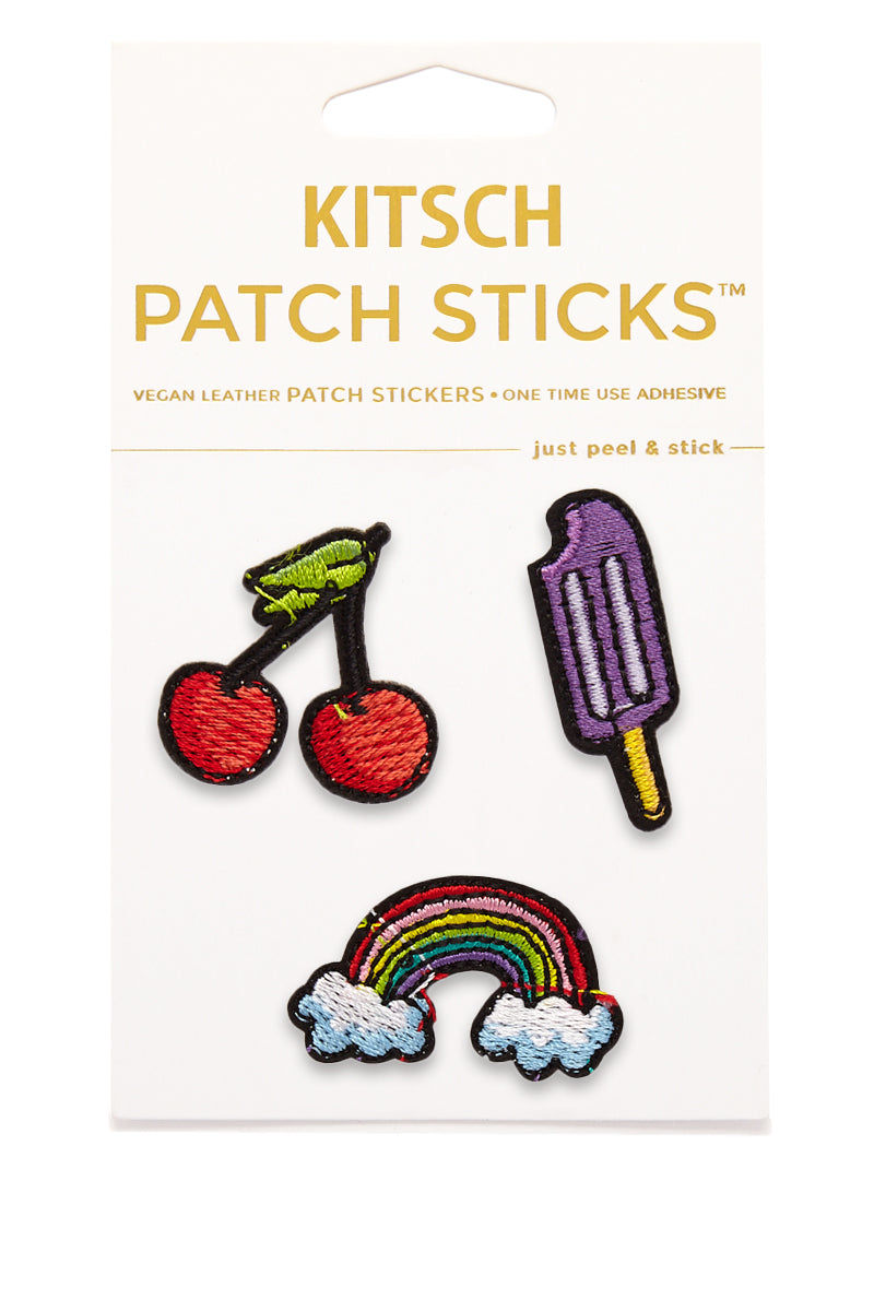 KITSCH Cherry Delight Patch Sticks Accessories | Cherry Delight Patch Sticks