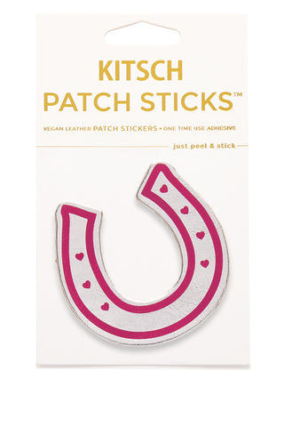 KITSCH Horseshoe Patch Stick Accessories | Horseshoe Patch Stick