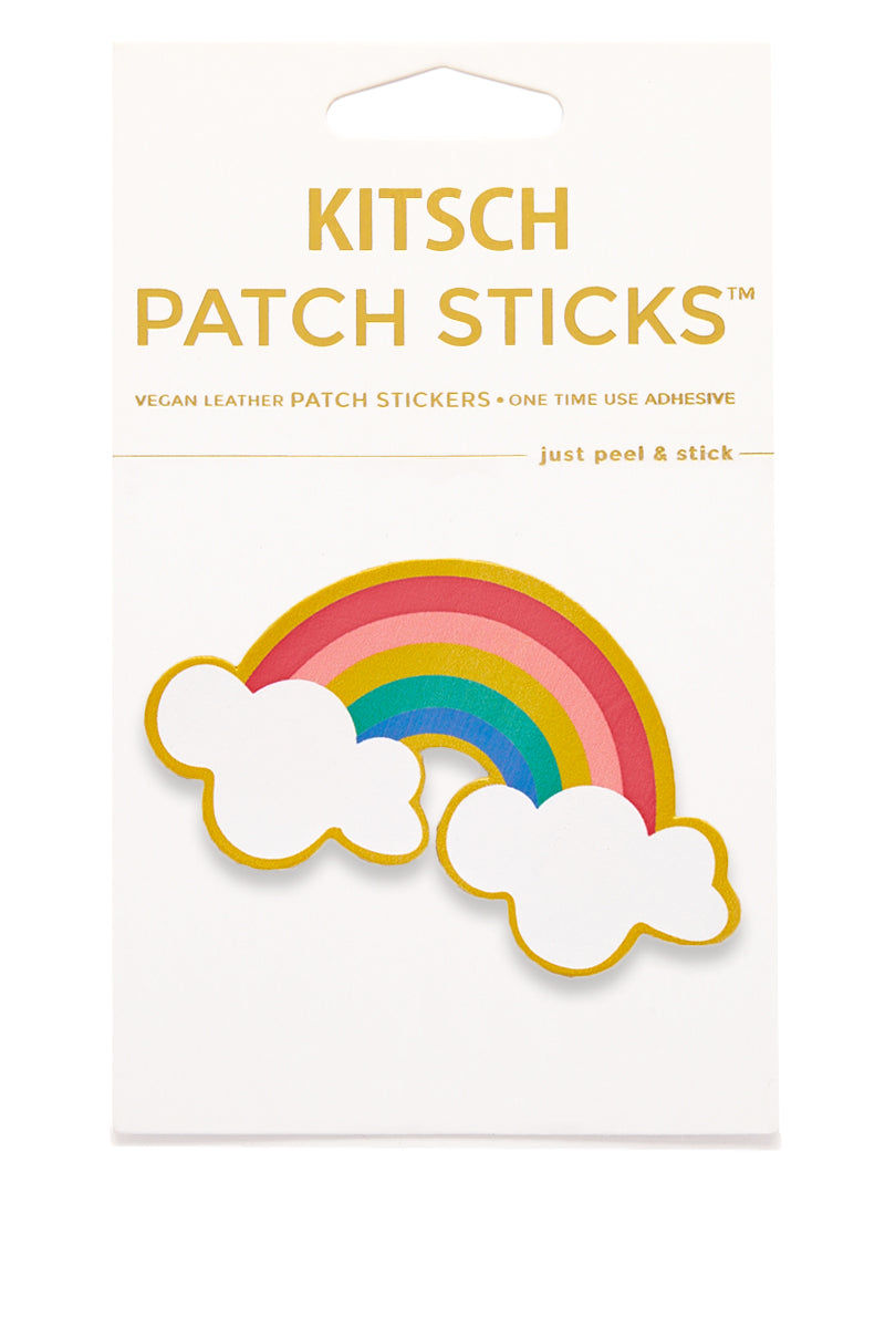 KITSCH Rainbow Patch Stick Accessories | Rainbow Patch Stick