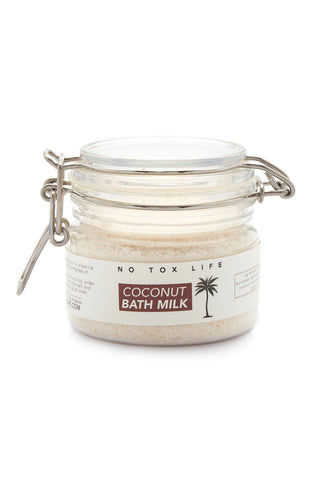 NO TOX LIFE Coconut Bath Milk Beauty | Coconut Bath Milk
