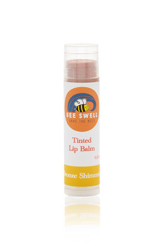 BEE SWELL Bronze Shimmer Lip Balm Beauty | Bronze Shimmer Lip Balm