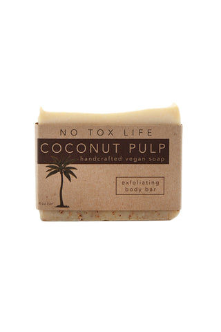 NO TOX LIFE Coconut Exfoliating Juice Pulp Bar Beauty | Coconut Exfoliating Juice Pulp Bar