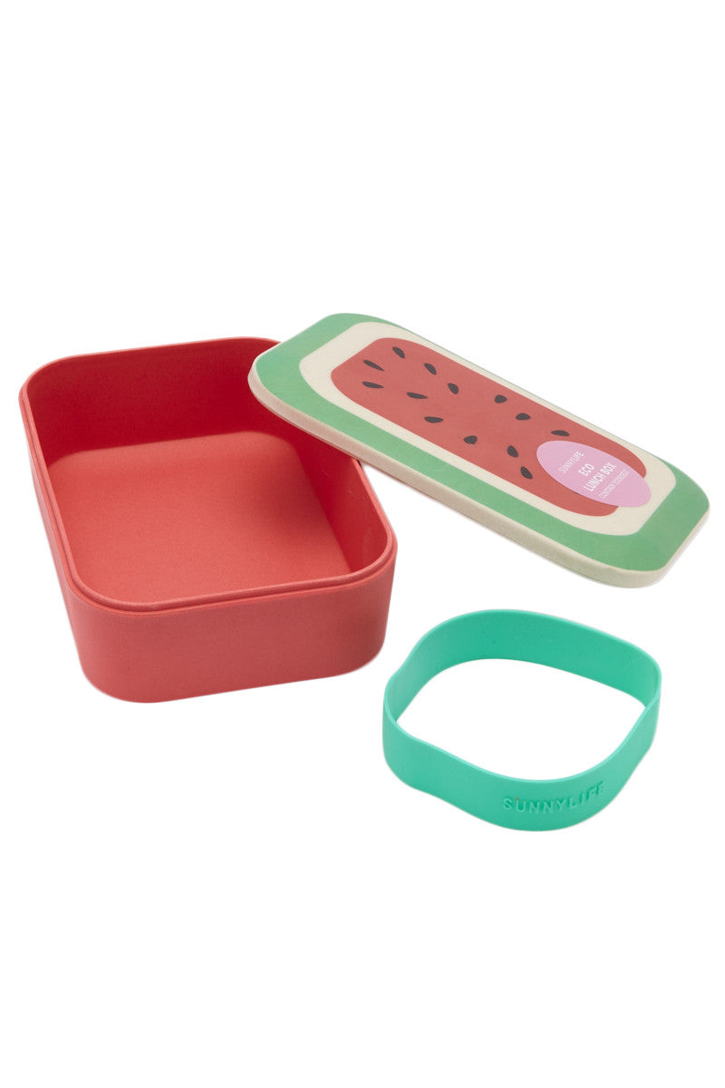 SUNNYLIFE Watermelon Eco Lunch Box Accessories | Watermelon| sunnylife eco lunch box