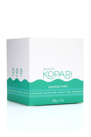 KOPARI BEAUTY Organic Coconut Melt Beauty | Organic Coconut Melt