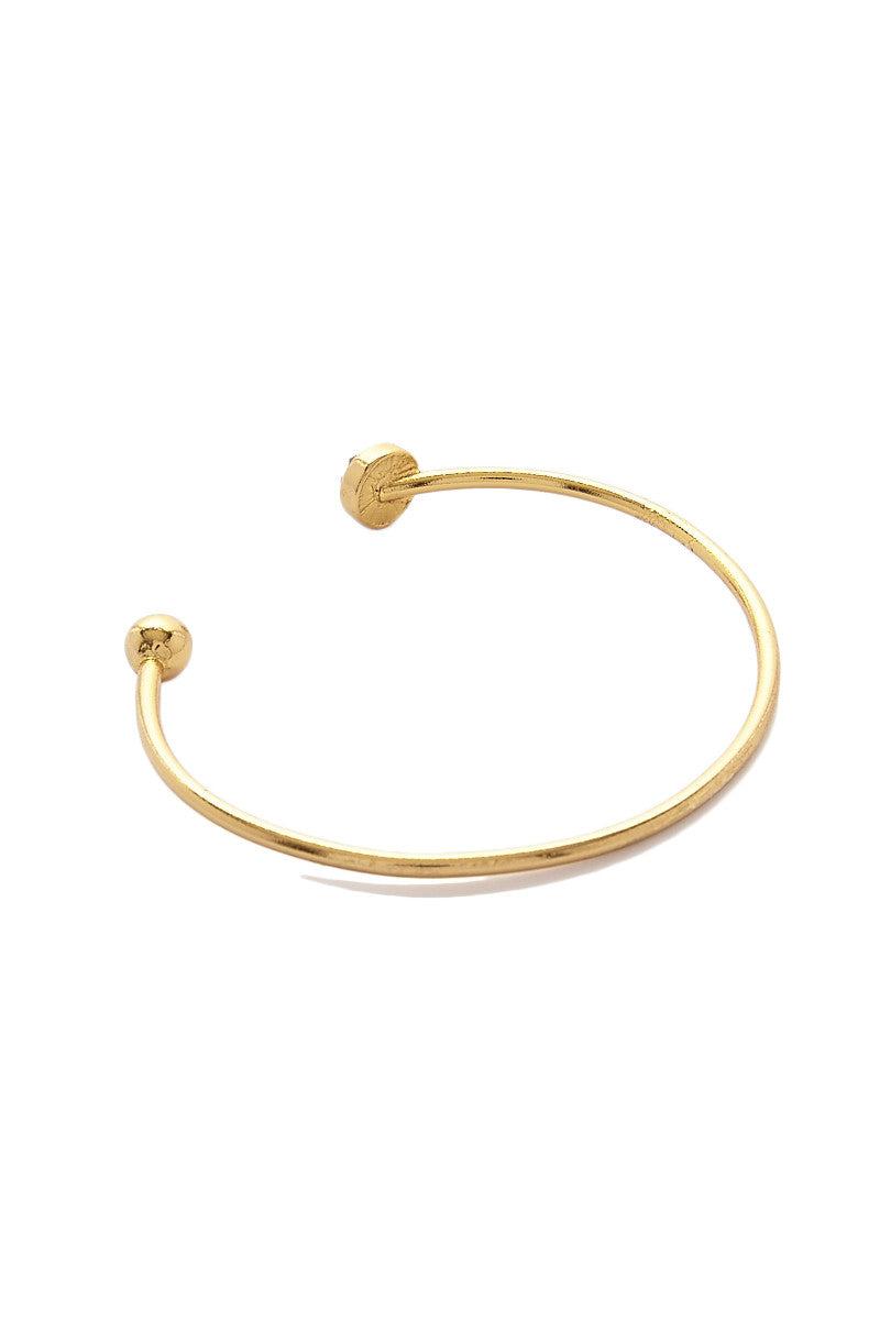 BRENDA GRANDS JEWELRY Vinca Bracelet Jewelry | Gold| Brenda Grands Vinca Bracelet