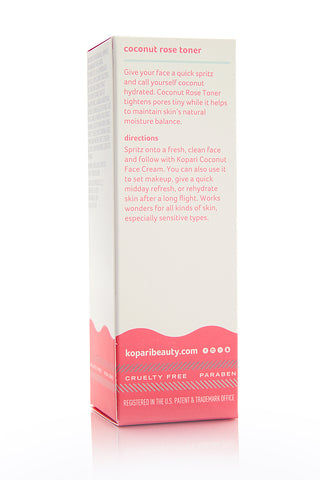 KOPARI BEAUTY Coconut Rose Toner Beauty | Coconut Rose Toner