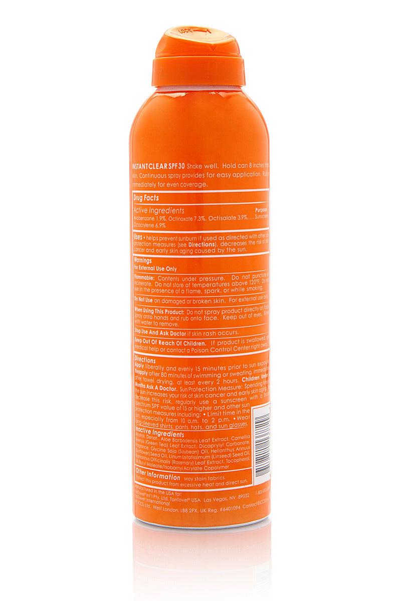 TAN TOWEL SPF Clear Spray Beauty | SPF Clear Spray