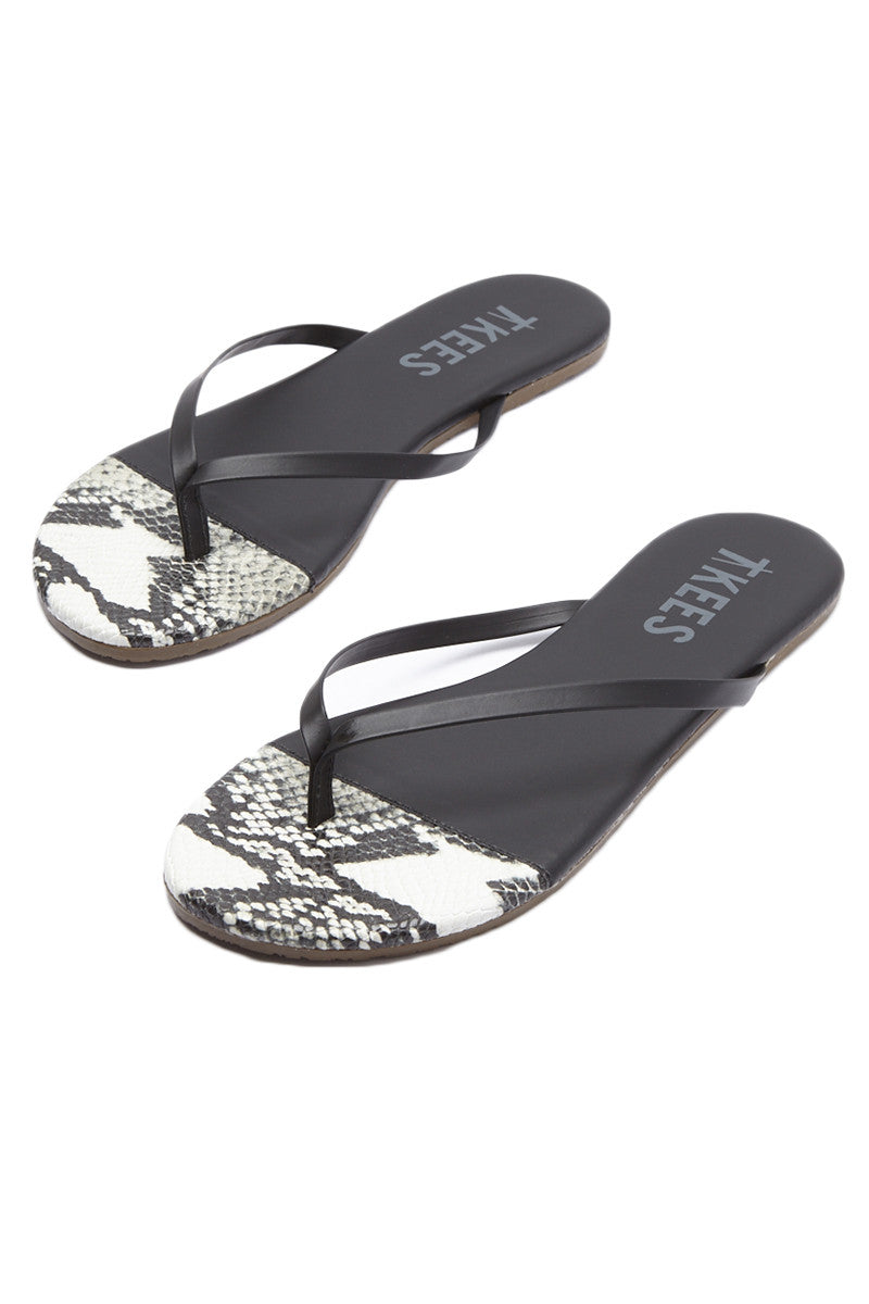 TKEES French Tip Sandals Sandals   Diamondback  Tkees French Tip Sandals