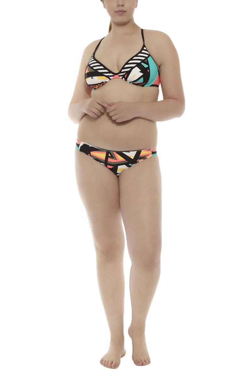BODY GLOVE Solo Top Bikini Top   Urbania Print  Body Glove Solo Top