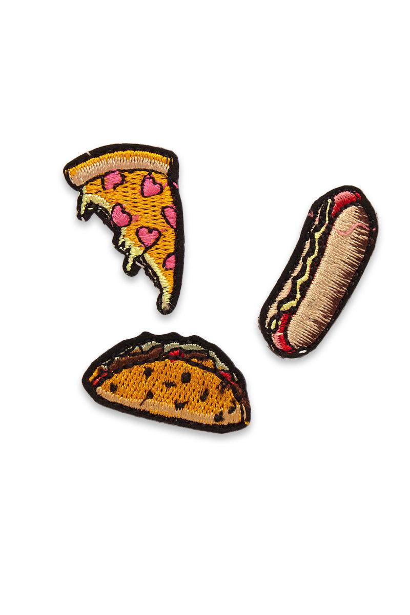 KITSCH Favorite Foods Patch Sticks Accessories | Favorite Foods Patch Sticks