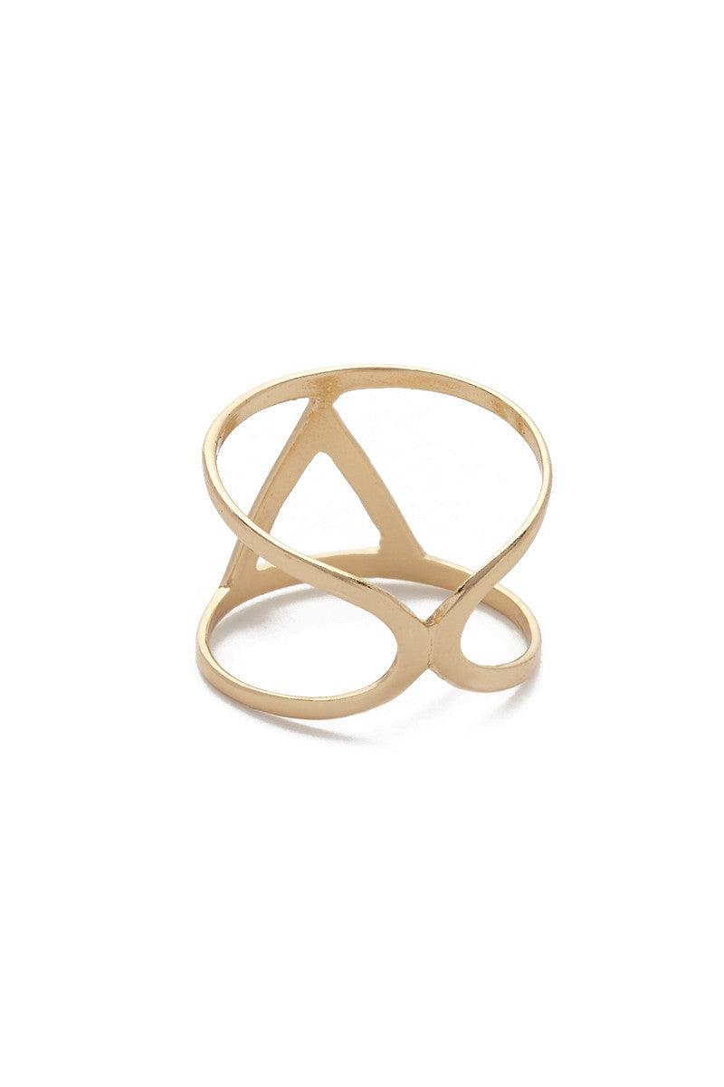 JEWEL CULT Tristan Ring Jewelry | Gold| Jewel Cult Tristan Ring
