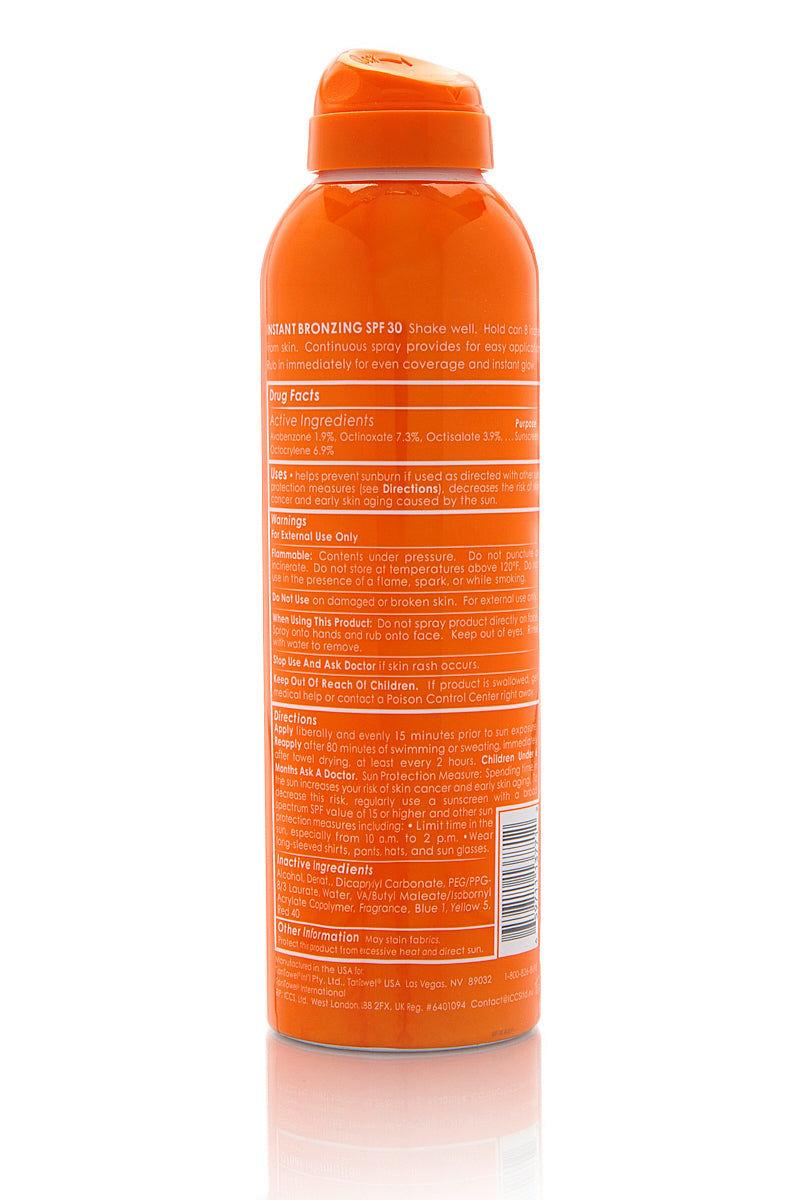 TAN TOWEL SPF 30 Bronzing Spray Beauty | SPF 30 Bronzing Spray
