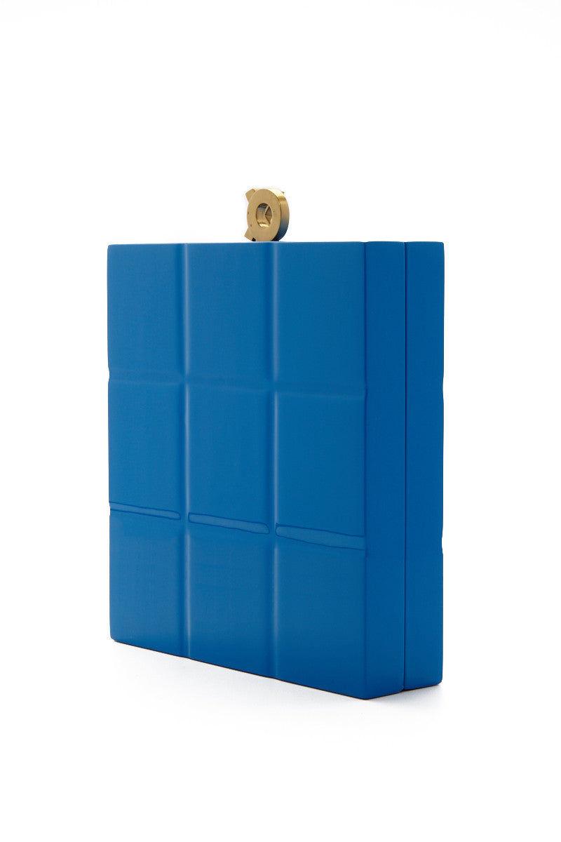 KAYU Kiss Clutch Bag | Blue| KAYU Kiss Clutch
