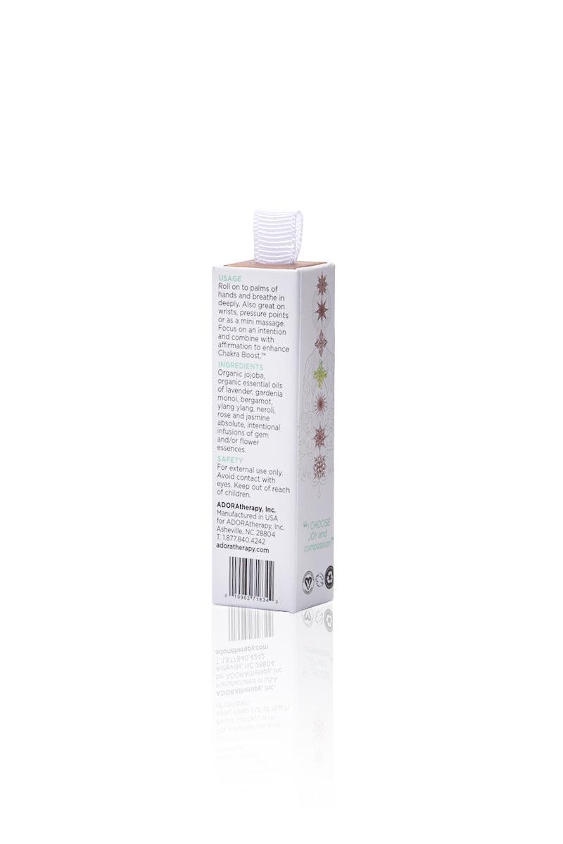 ADORATHERAPY Prestige Chakra Boost - Joy - 3ml Roll On Beauty | Adoratherapy Prestige Chakra Boost - Joy 3ml Roll On