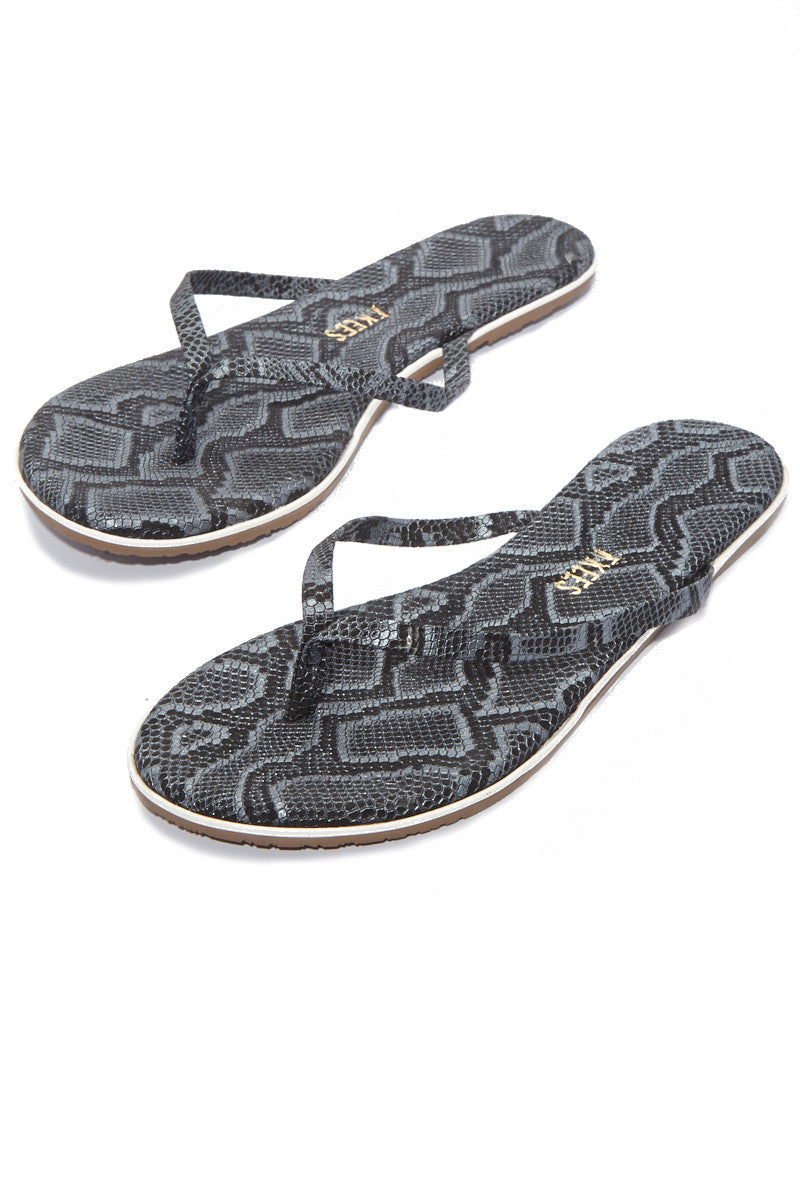 TKEES Studio Exotic Sandals Sandals | Moon Snake| TKESS Studio Exotic Sandals