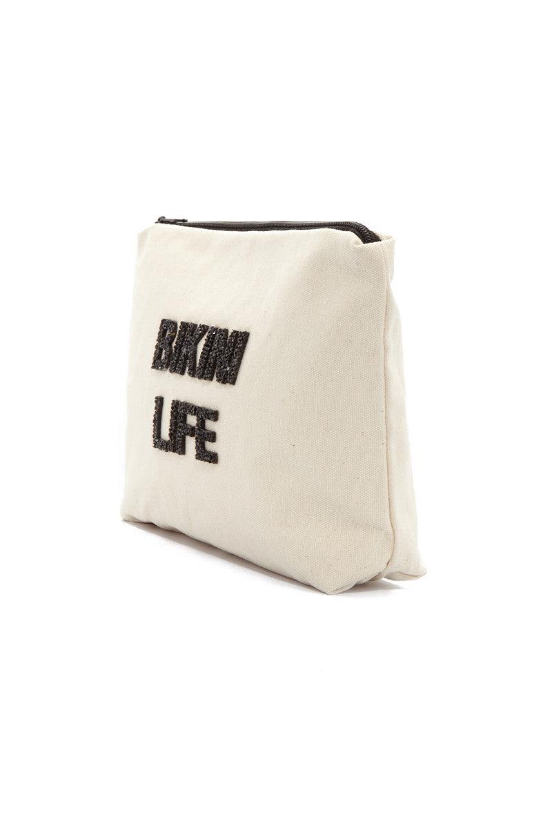 FALLON AND ROYCE Bikini Life Large Pouch Bag | Bikini Life Large Pouch