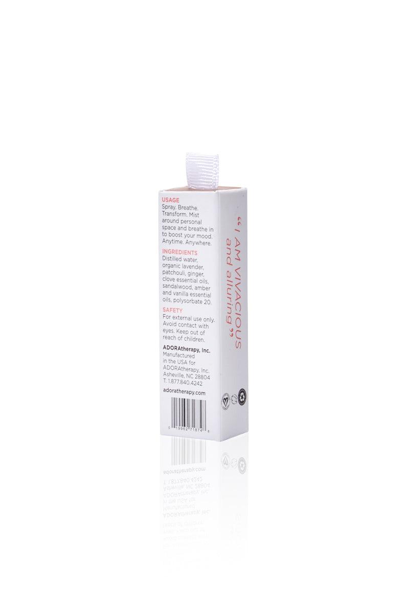 ADORATHERAPY Prestige Gal on the Go Mood Boost - Seductive - 3ml Spray Beauty | Adoratherapy Prestige Seductive Gal on the Go Mood Boost 3ml Spray