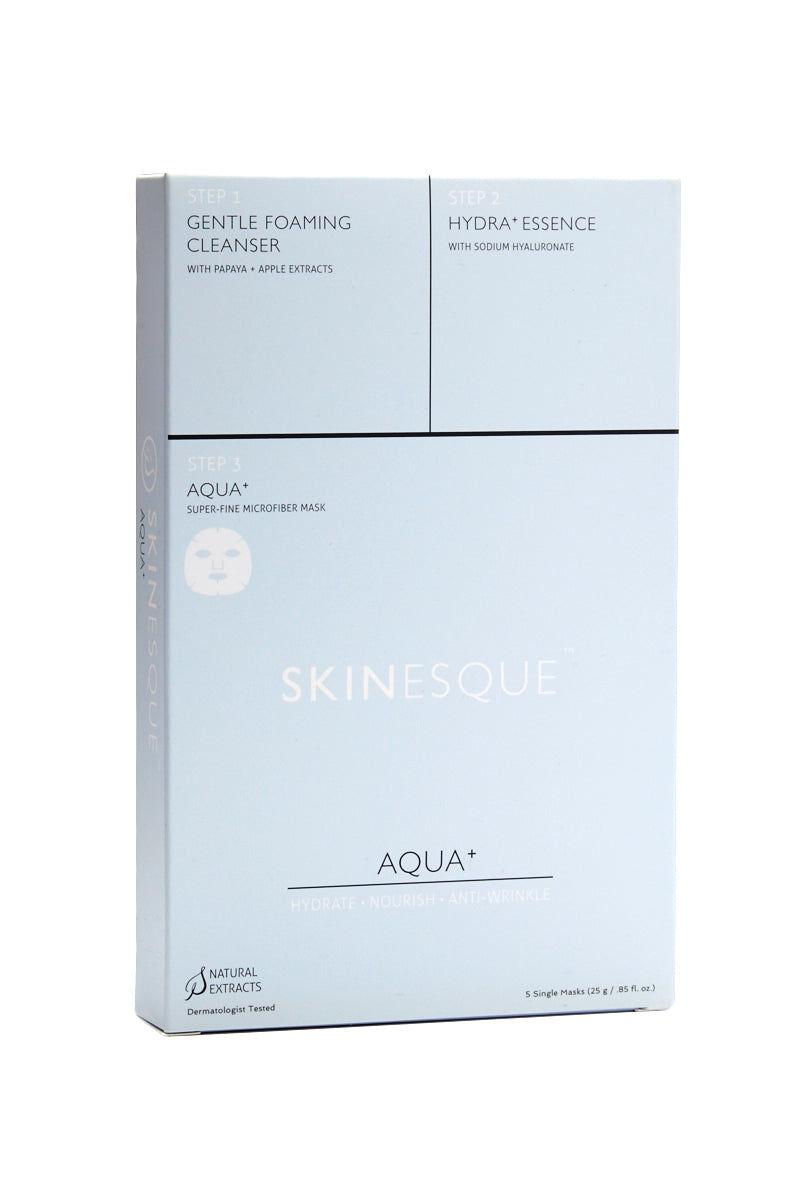 SKINESQUE 3-Step Aqua Mask Beauty | 3-Step Aqua Mask