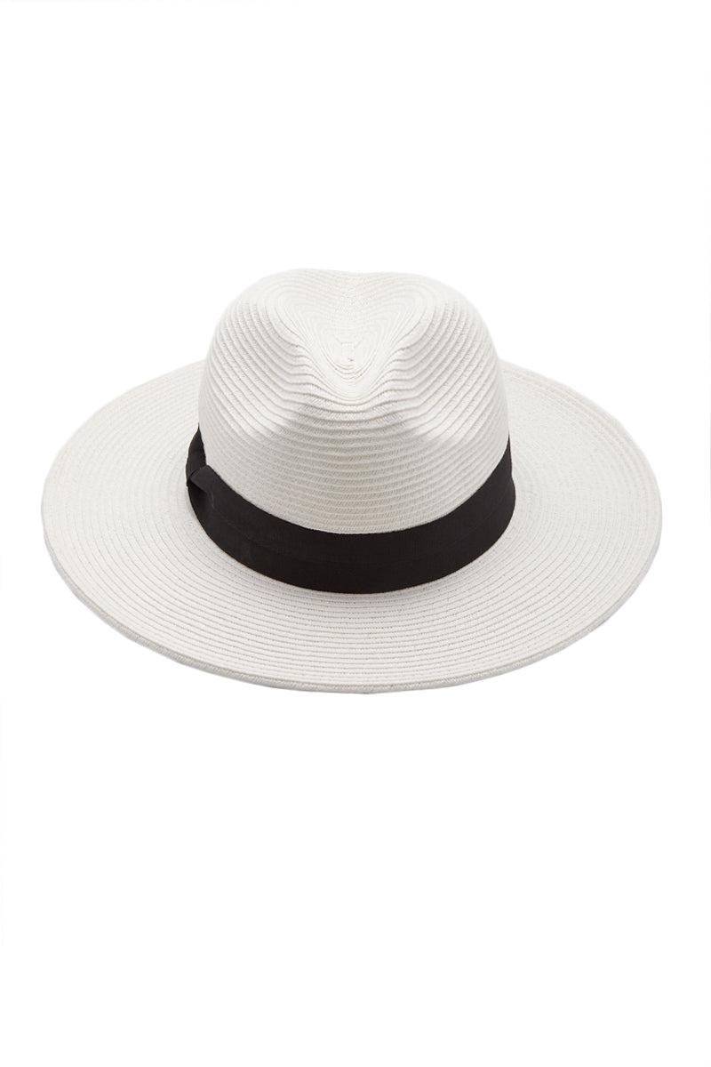 PIA ROSSINI Tobago Hat Hat | White| Pia Rossini Tobago Hat
