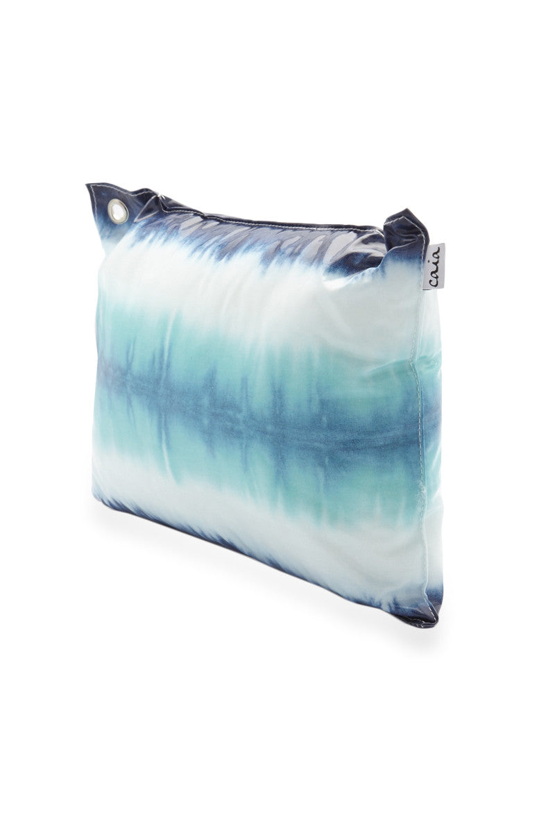 CAIA BEACH PILLOWS Zanzibar Pillow Pillow | Blue Print| Caia Zanzibar Pillow