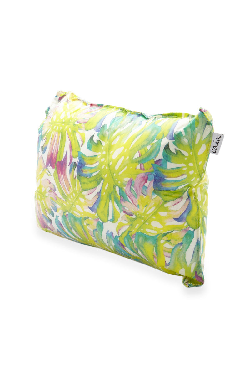 CAIA BEACH PILLOWS Fiji Pillow Pillow | Lime Print| Caia Arrow Pillow