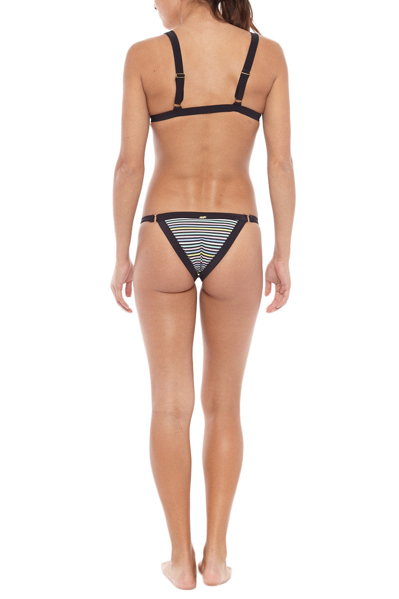 WILDFOX Sonia Brazilian Bottom Bikini Top | Multi Colored| Wildfox Sonia Bottom