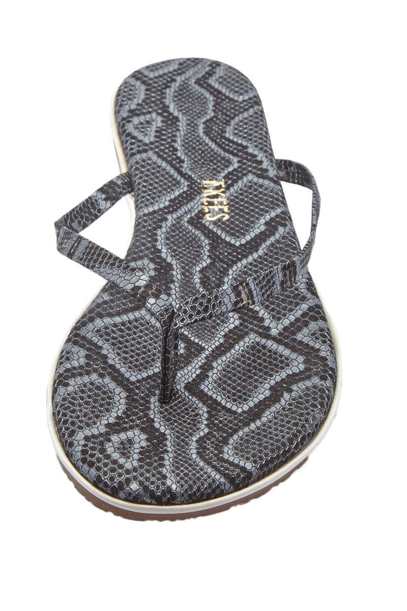 TKEES Studio Exotic Sandals Sandals | Moon Snake| TKESS Studio Exotic Sandals