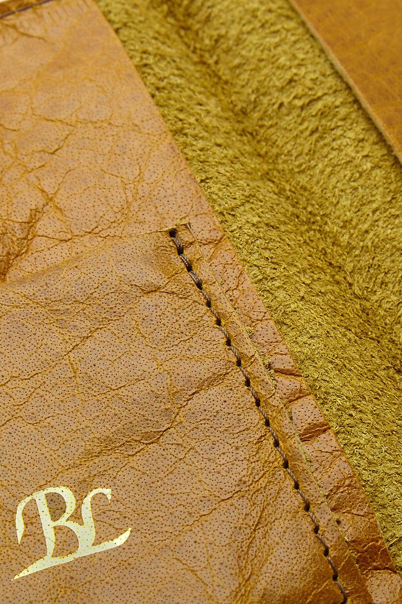 BLYTHE LEONARD Pineapple Passport Cover Accessories | Pineapple /Gold| BLYTHE LEONARD Pineapple Passport Cover