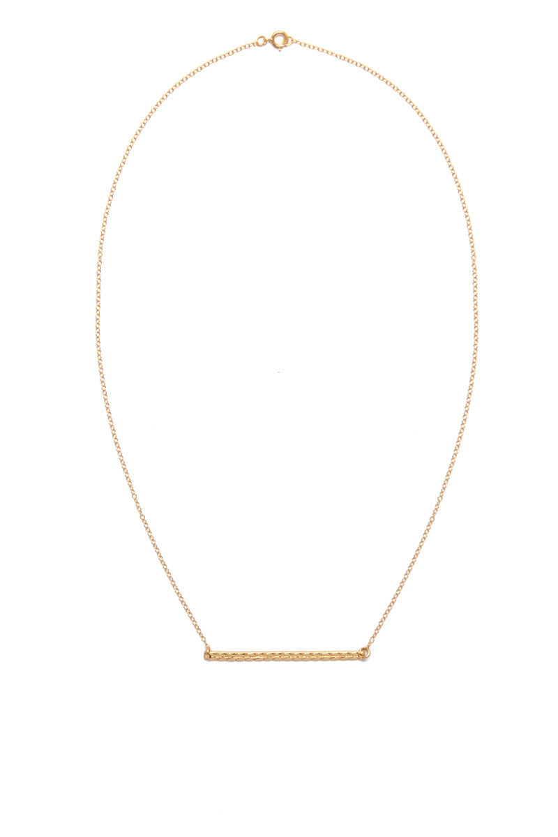 SIMONE JEANETTE Vaile Necklace Jewelry | Gold| Simone Jeanette Vaile Necklace