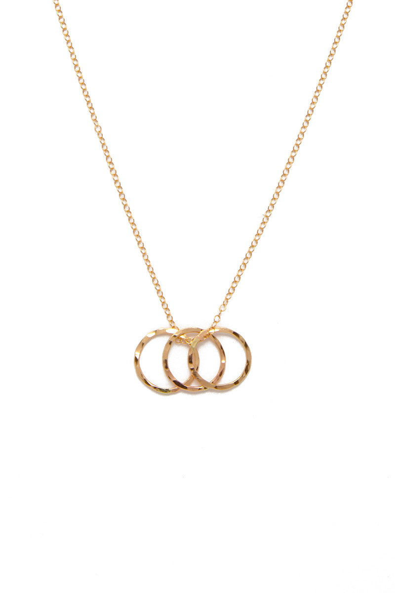 SIMONE JEANETTE Samantha Necklace Jewelry | Gold| Simone Jeanette Samantha Necklace