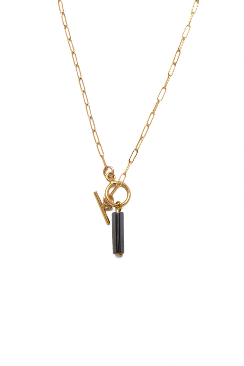 SIMONE JEANETTE Dewan Necklace Jewelry | Gold| Simone Jeanette Dewan Necklace