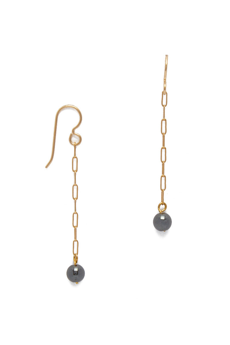SIMONE JEANETTE Abbott Earrings Jewelry | Gold| Simone Jeanette Abbott Earrings