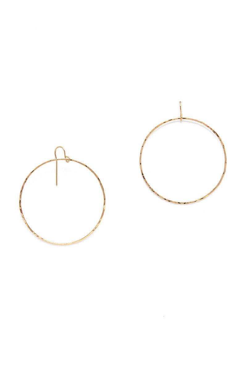 SIMONE JEANETTE Hoop Earrings Jewelry | Gold| Simone Jeanette Hoop Earrings