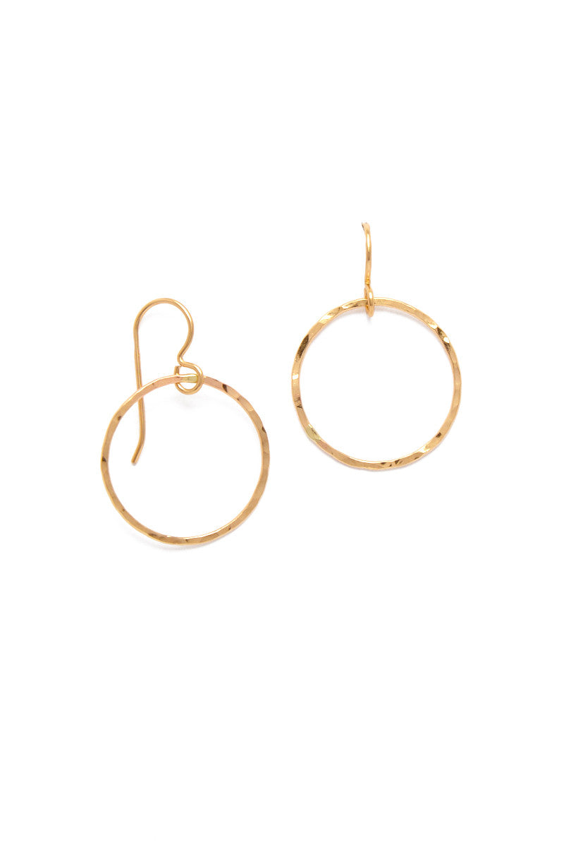 SIMONE JEANETTE Rita Earrings Jewelry | Gold| Simone Jeanette Rita Earrings