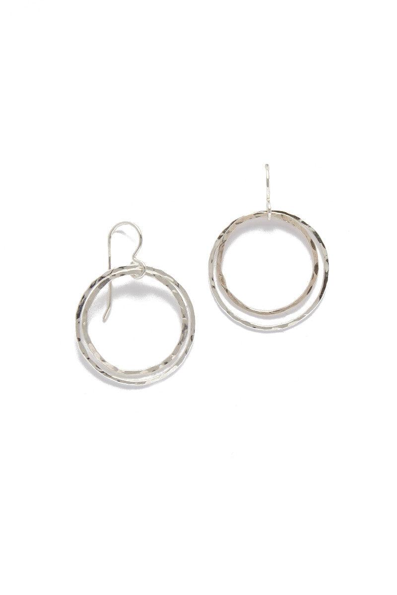 SIMONE JEANETTE Zoe Earrings Jewelry   Silver  Simone Jeanette Zoe Earrings